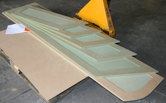 Cnc Routing Doors And Panels