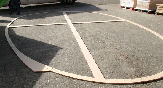 CNC Routing :: Templates and Jigs